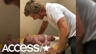 Joanna Gaines Reveals The Sweet Bond That Chip & Baby Crew Have! | Access