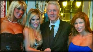 BREAKING: HILLARY IS PISSED! BILL FACING 4 NEW SEX LAWSUITS AFTER PIMPING WITH BILLIONAIRE PLAYBOY