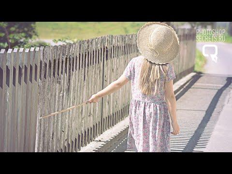 Как создать коллаж - видео