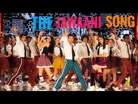 The Jawaani Song – Student Of The Year 2   Tiger Shroff, Tara & Ananya  Vishal & Shekhar   RD Burman
