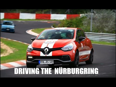 Driving the Nürburgring - Planning/Experiencing the trip of a lifetime!