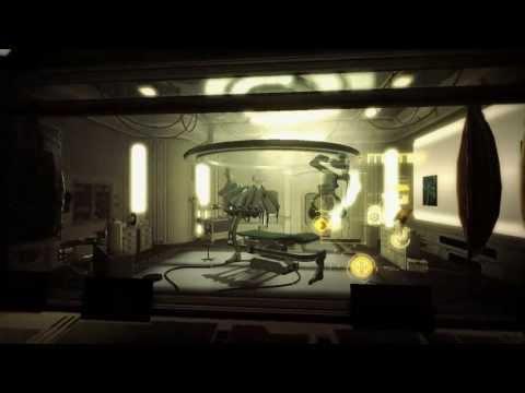 Deus Ex: Human Revolution - Become Adam Jensen