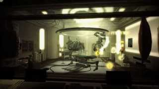 Deus Ex: Human Revolution - Become Adam Jensen