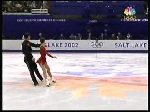 Shen & Zhao 申雪 - 趙宏博 (CHN) - 2002 Salt Lake City, Pairs' Free Skate