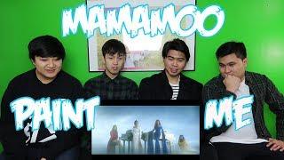 MAMAMOO - PAINT ME MV REACTION (FUNNY FANBOYS)