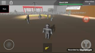 First chapter of the ROBLOX series