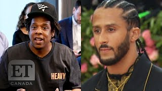 Colin Kaepernick Reacts To Jay-Z's NFL Deal