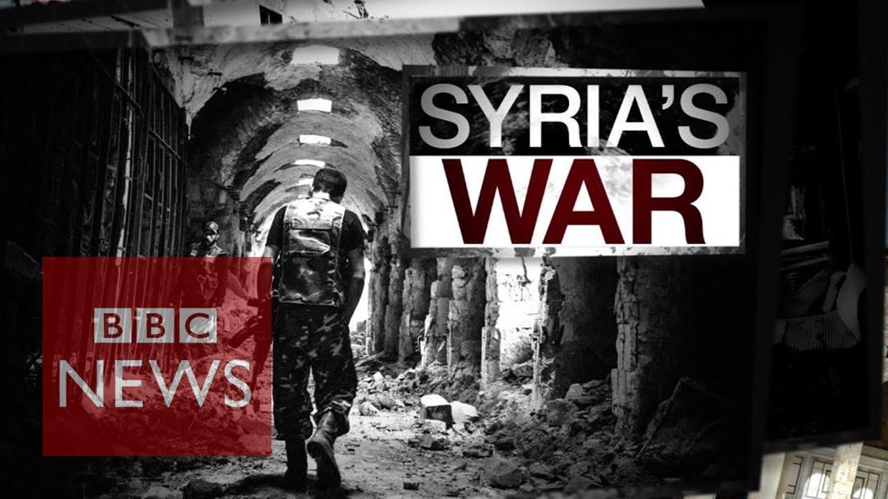 Guerra en Siria: a través de los ojos de la gente