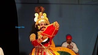 Yakshagana -- Nala damayanthi - 31