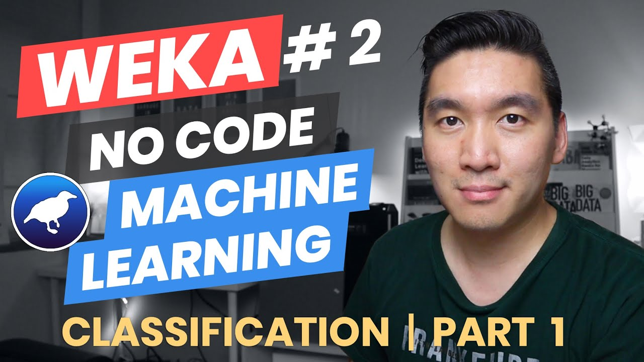 How to Build Classification Models in Weka