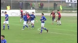 Serie D Aquila Montevarchi-Sangiovannese 2-3