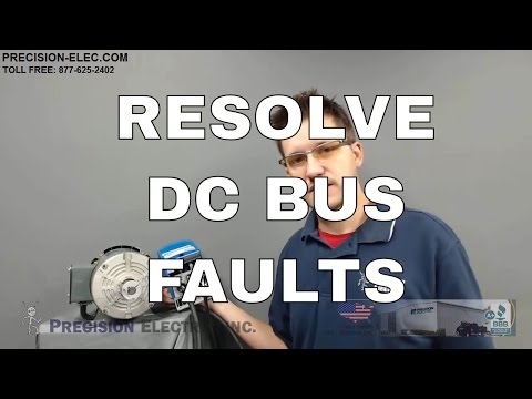 How To Address DC Bus Faults And Dynamic Braking Modules - YouTube
