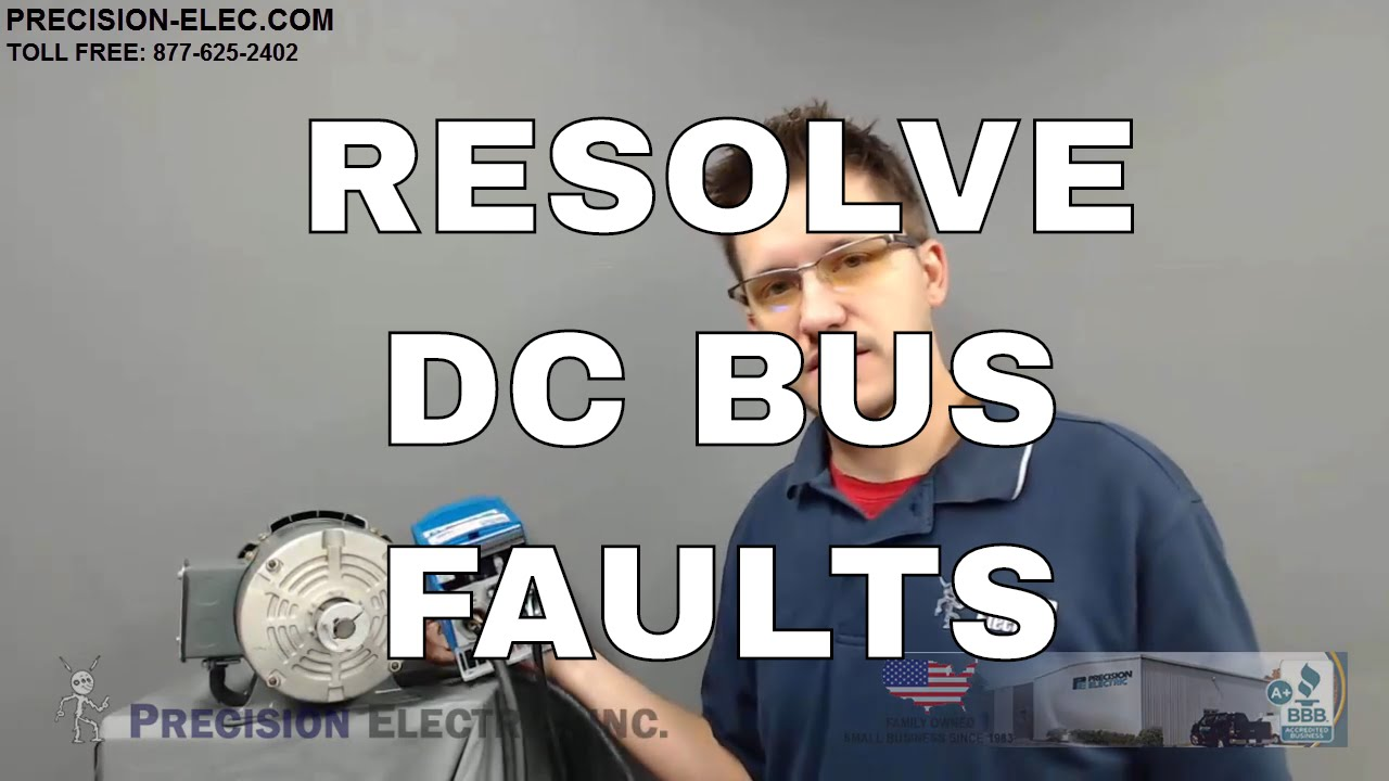How To Address DC Bus Faults And Dynamic Braking Modules