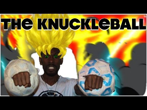 How to shoot a KNUCKLEBALL - The ultimate KNUCKLEBALL TUTORIAL