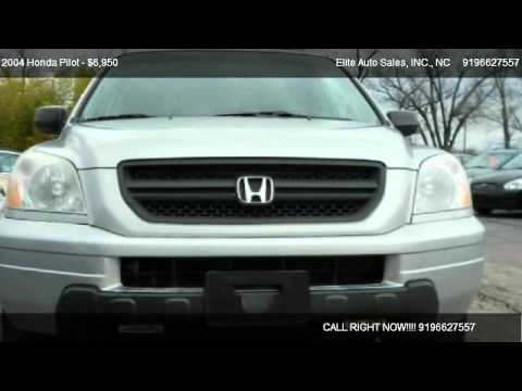 2004 honda pilot lx third row seat for sale in raleigh nc 27603 youtube. Black Bedroom Furniture Sets. Home Design Ideas