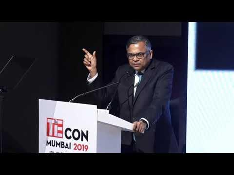 TiEcon Mumbai 2019 : Opening Keyote By N Chandrasekaran, Chairman - Tata Sons