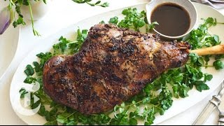 How To Make Roast Lamb | Recipe Lab | The New York Times