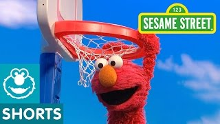 Sesame Street: Elmo Will Make His Shot