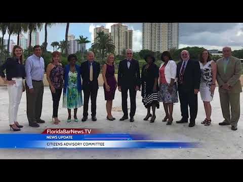 FloridaBarNews.TV - Update #67: Citizens Advisory Committee gives Bar leaders public's perspective