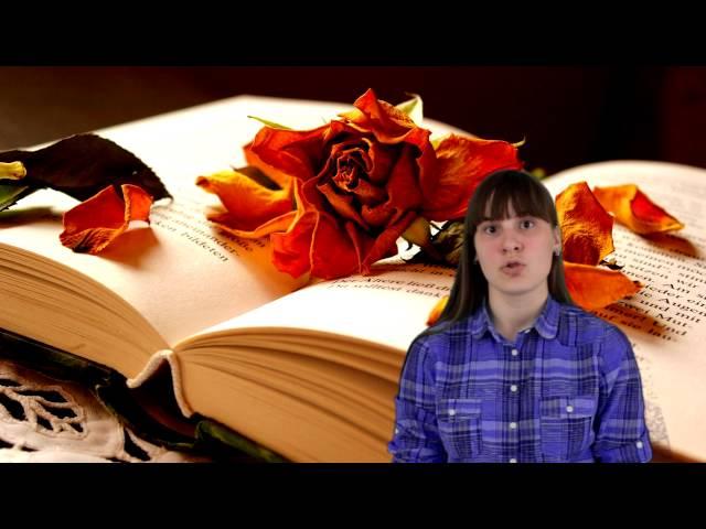 Изображение предпросмотра прочтения – АннаКиченко читает произведение «Цветок» А.С.Пушкина