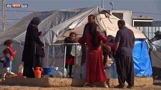 نازحو الموصل يفضلون المخيمات على العودة