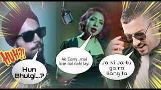 Jasmine Sandlas ft. Garry Sandhu Funny Call || Punjabi Roast Video || Pahul Preet Singh