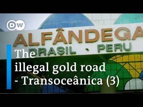 From Rio to Lima – Transoceânica, the world's longest bus journey (3/5) | DW Documentary