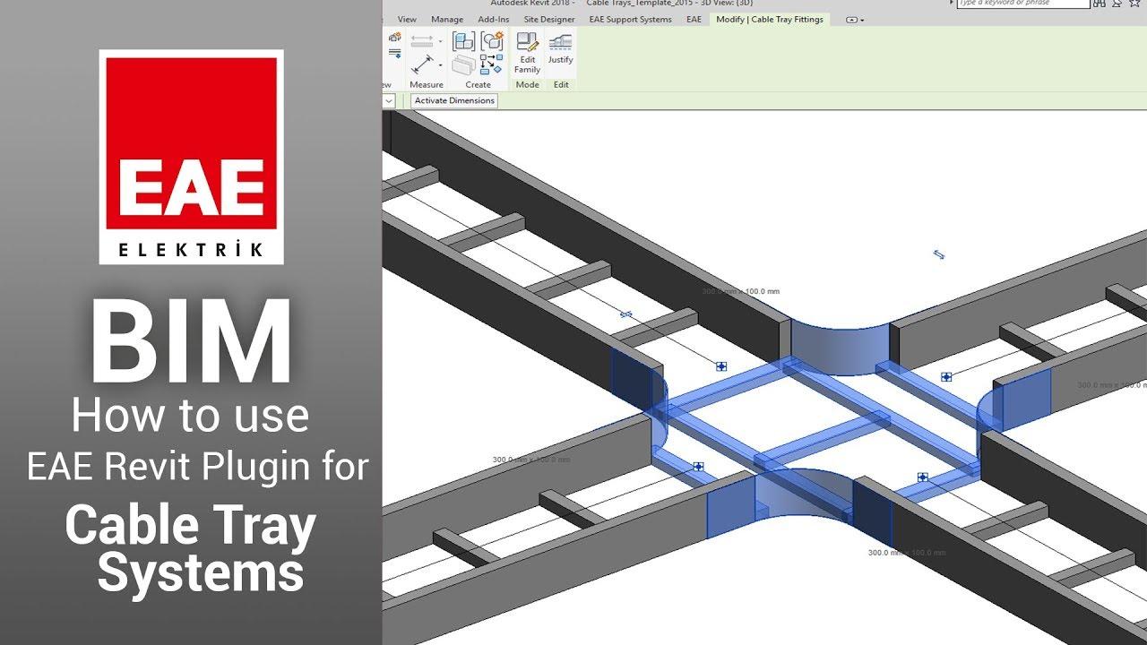 BIM | Building Information Modeling | EAE Elektrik