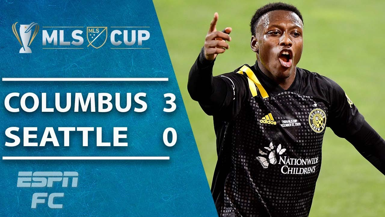 Columbus Crew SC are 2020 MLS Cup champions: Second title in ...