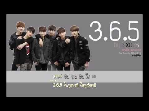 {Thaisub - Karaoke} 3.6.5 - EXO-K