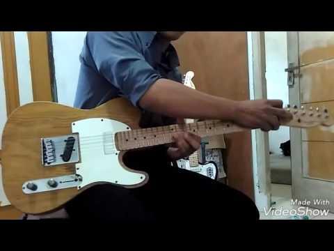 Anak Rembulan (Peterson) - Grass Rock solo guitar cover