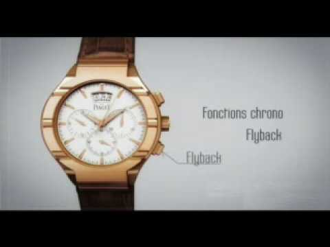 Piaget Polo Chrono Flyback.mp4