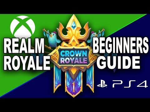 A Beginners Guide To Realm Royale!