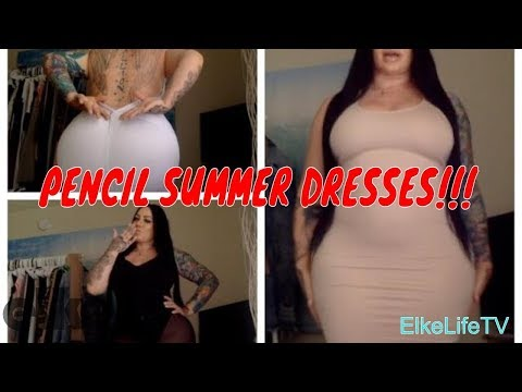Curvy / Plus Size STRETCHY AF Dress Try On Haul from YouTube · Duration:  15 minutes 30 seconds