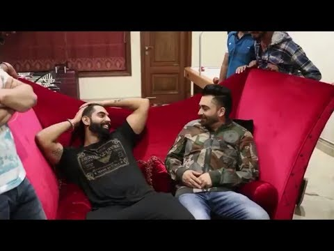 Cute Munda | Sharry Maan | Parmish verma | Behind The Scene | Zaildar Pargat Singh - Only Live