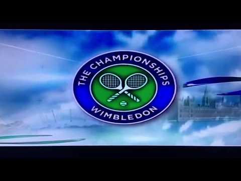 ESPN The Championships--Wimbledon 2017 Intro/Theme