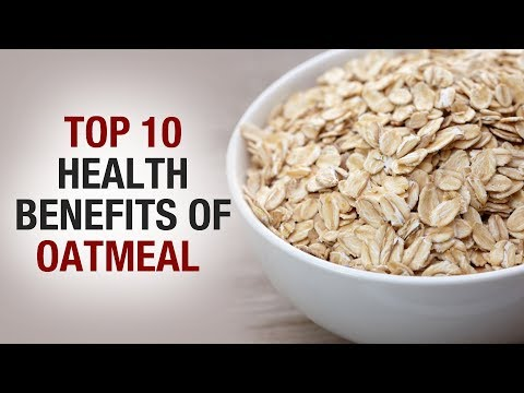 Top 10 Health Benefits of Oatmeal | Fitness Top 10 | Fitvit