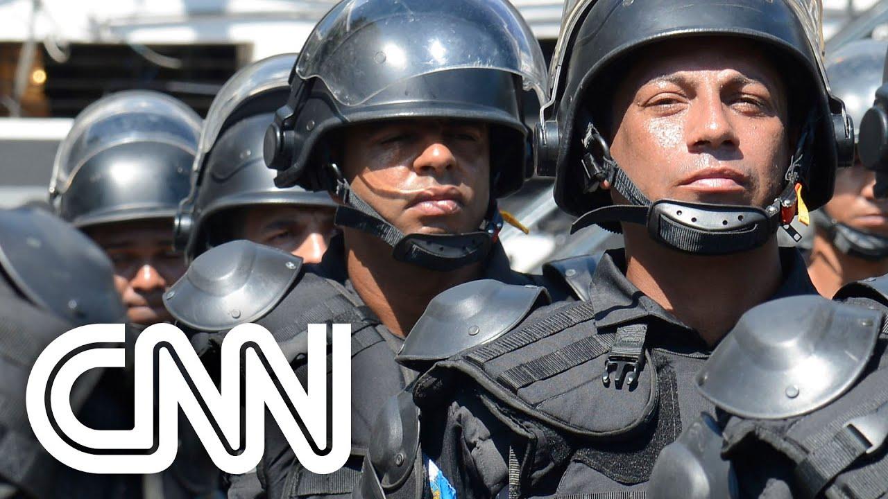 Federação de oficiais diz não haver risco de perda de autoridade sobre PMs | CNN Brasil