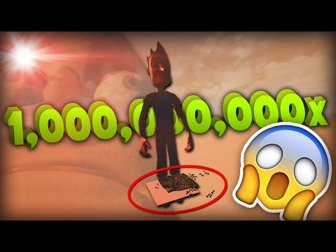 MAKING THE NEIGHBOR 1,000,000,000x MORE MASSIVE THAN THE MAP!?!😱 [Hello Neighbor, New Update Hacks]