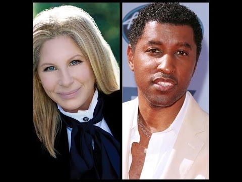Barbra Streisand with Babyface