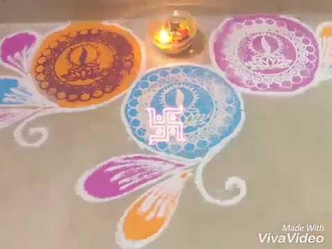 Happy Diwali - Vaishali, Surthi, Divya, Suraj, Aparna, Sunidhi Chauhan mix up