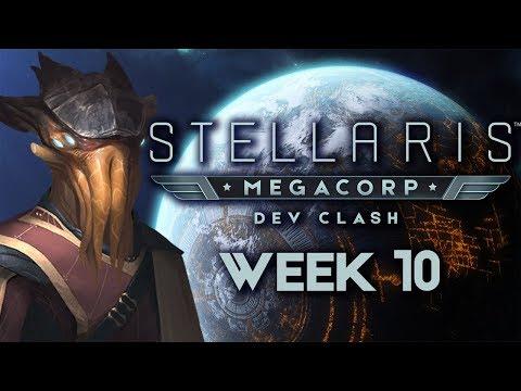Stellaris: MegaCorp Dev Clash - Week 10 - The Subsequent Generation