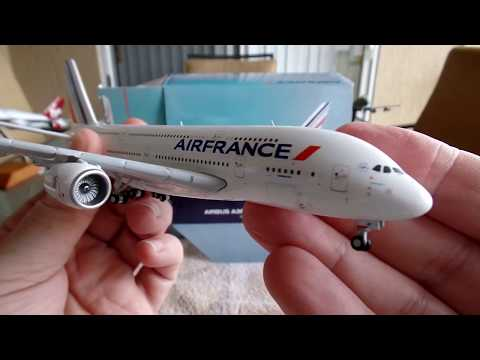 Gemini Jets Air France a380-800 (New Livery) in 1/400 scale