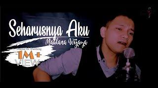 Seharusnya Aku Maulana Wijaya Coba Kau Ingat Ingat Kembali Cover Gayo91 Akustik Version