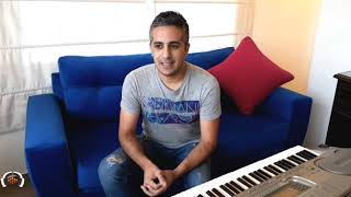 Franco Mazza en el día del compositor