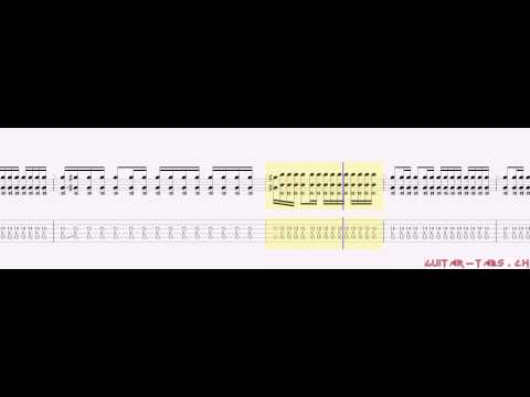 System Of A Down Tabs - Spiders