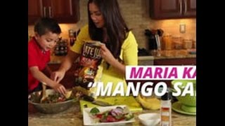 How to make kid-approved Mango Salsa