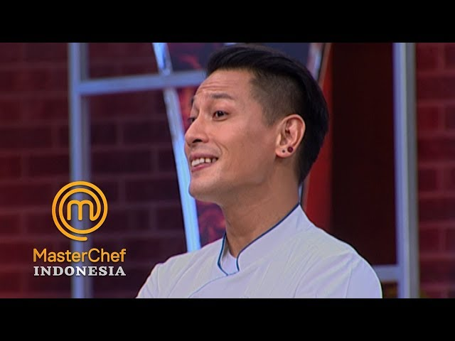 MASTERCHEF INDONESIA - Pakai Chef Jacket, Chef Juna Disebut Ganteng   Gallery 16   18 Mei 2019