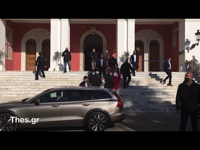 Σύσκεψη στην Θεσσαλονίκη για την πορεία της πανδημίας