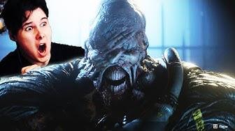 ГОТОВЬСЯ ОРАТЬ И НЕМЕЗИС - Resident Evil 3 Remake Demo